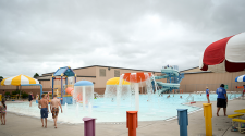 This image shows Northside Recreational Pool.