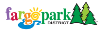 Fargo park district logo
